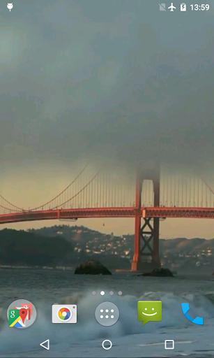 免費下載個人化APP|サンフランシスコビデオライブ壁紙 app開箱文|APP開箱王