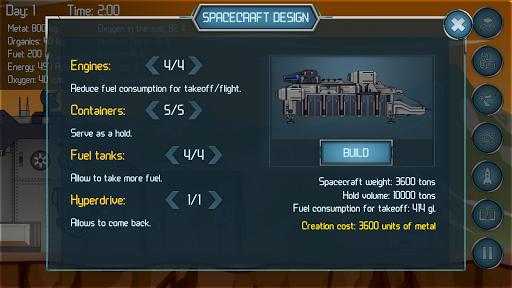 Random Space: Survival Simulator apkmr screenshots 6