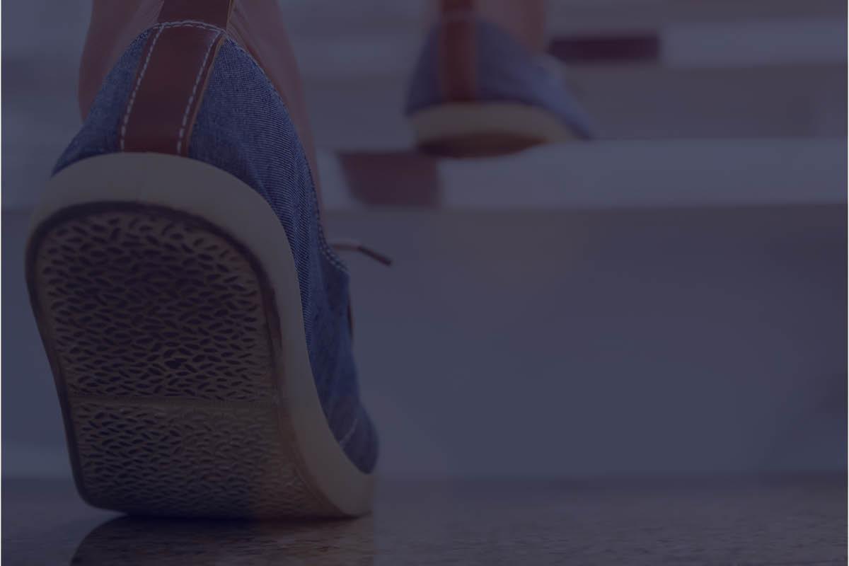 Heel Cup Of Shoes
