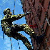 US Elite Army Heroes Training