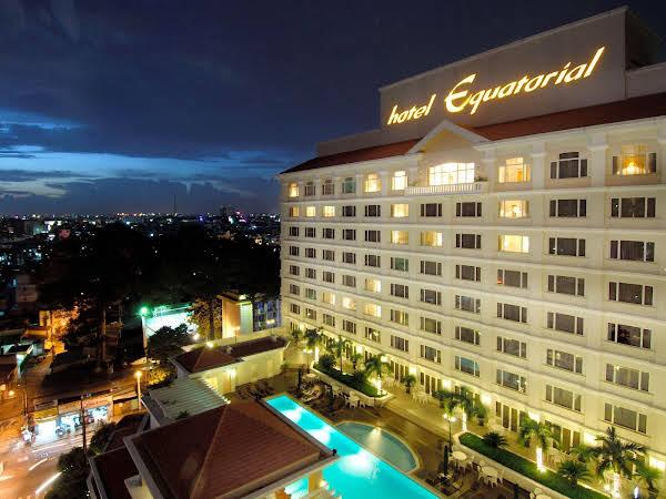 Hotel Equatorial Ho Chi Minh City
