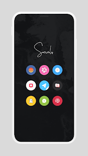 SAVITENX Icon Pack 2.1 Patched Latest APK Free Download 4