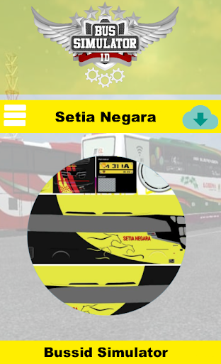 Livery Bus Setia Negara 4.0 screenshots 4