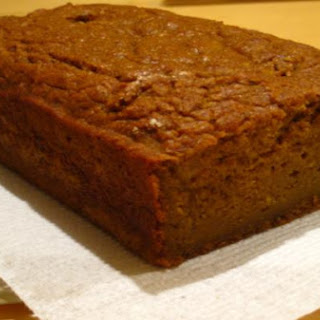Sweet Maple Pumpkin Bread