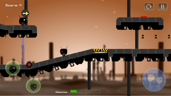 Robo Symbio Screenshot