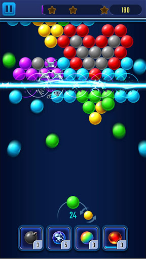 Bubble Shooter Light apkmind screenshots 3