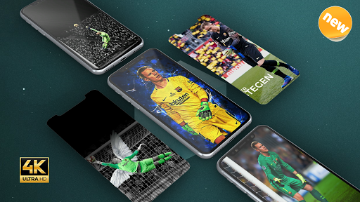 Download Marc Andre Ter Stegen Wallpapers 4k HD 1.0.0 1