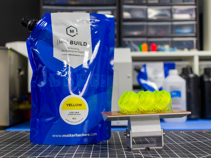 Successfully produce amazing resin prints with MH Build Epoxy-Free Photopolymer Resin and other SLA materials using this helpful guide!