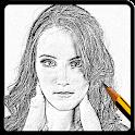 Pencil Sketch Art icon
