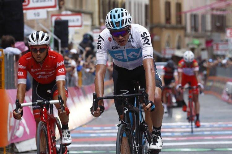Chris Froome heeft gevat antwoord klaar na kritiek van vijfvoudig Tour-winnaar Bernard Hinault