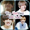 Kim Taehyung Cute Smile - BTS V APK