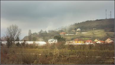 Photo: Vedere panorama de pe Str. Constructorilor  - 2018.03.01
