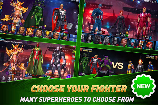 Ninja Turtles Fighters 1.0 screenshots 1