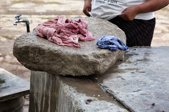 Photo: clothes washing for entire school