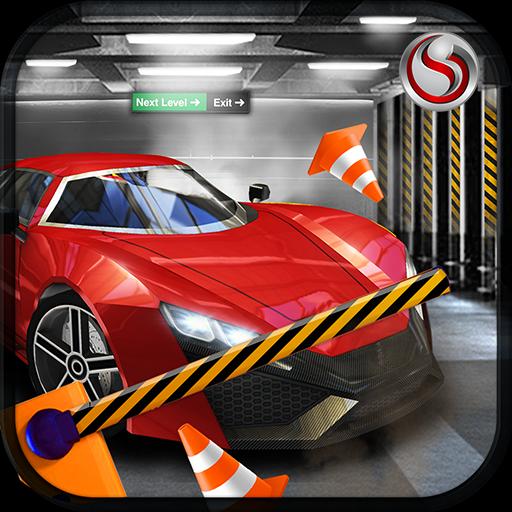 Modern Multi Level Parking Sim