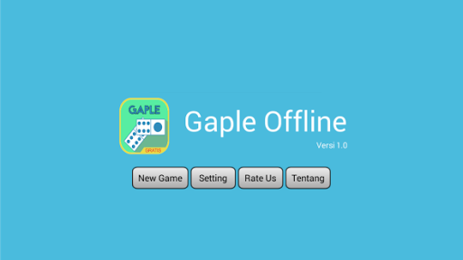 Gaple Offline  gameplay | by HackJr.Pw 9