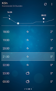 Wetter - Weather Screenshot