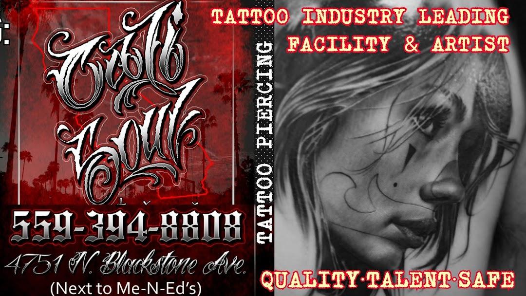 Cali Soul Tattoo Tattoo Shop In Fresno