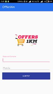 Offers1km - náhled