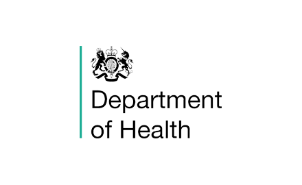 UK Health Department logo