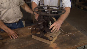 Tool Smithing With Peter Ross thumbnail