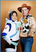 Photo: 2000 -- Buzz & Woody from Toy Story.