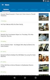 NDTV News - India Screenshot 6
