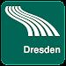 Dresden Map offline Icon