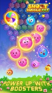 [Bubble Shoot Pet] Screenshot 12