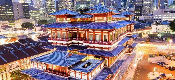 Chinatown de Singapura