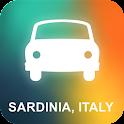 Sardinia, Italy GPS Navigation icon