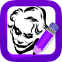 Learn How to Draw Joker APK icon