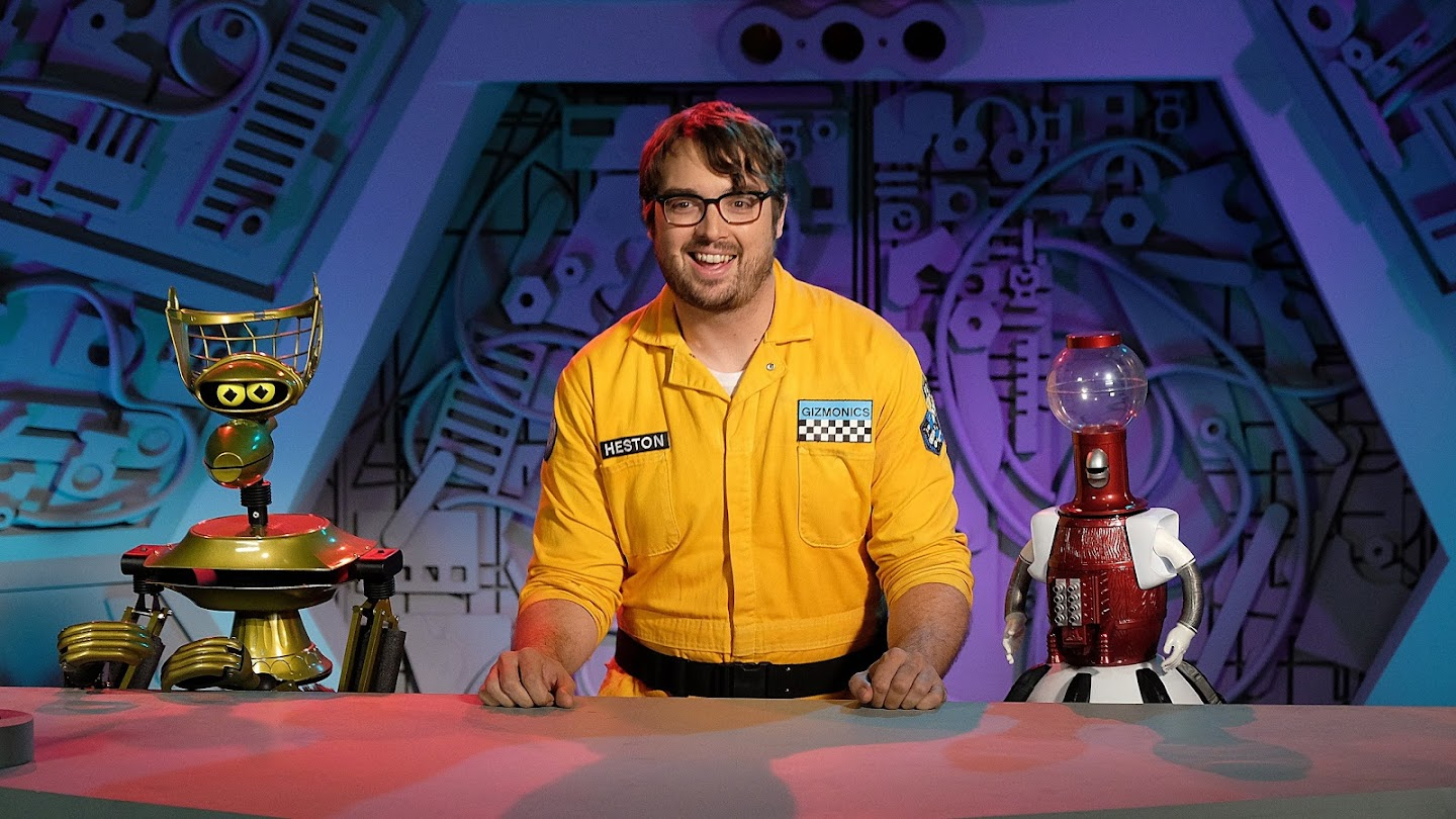 Watch Mystery Science Theater 3000: The Return live