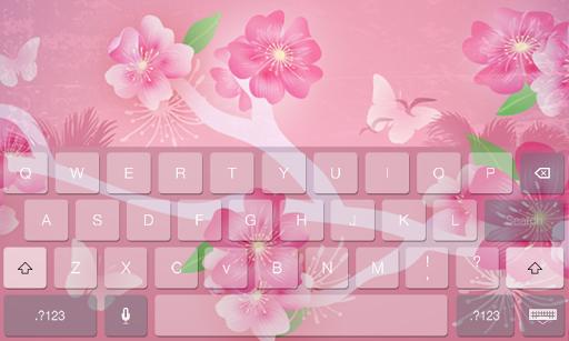 Cherry Beauty Keyboard