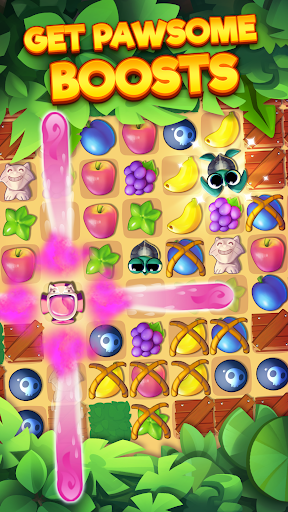 Tropicats: Free Match 3 on a Cats Tropical Island 1.30.150 APK MOD screenshots 2