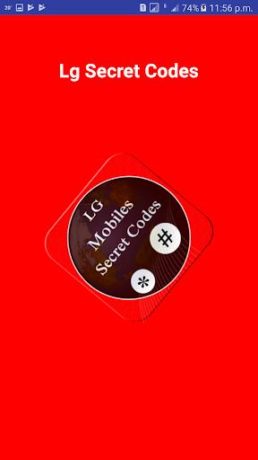 Secret Codes of LG 2019: 1.6 screenshots 1