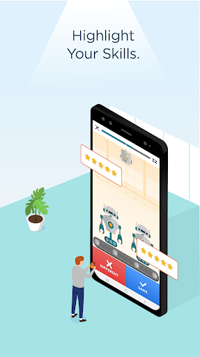 JobFlare for Job Search u2013 Play Games. Get Hired. screenshots apkspray 7