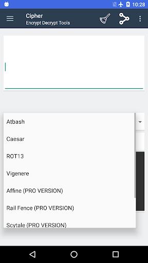 Screenshot 5 Encrypt Decrypt Tools Pro