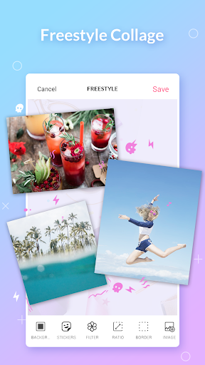 Photo Editor: Pic Collage screenshot 4