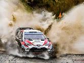 WRC Chili : Ott Tänak en tête devant Sébastien Ogier et Thierry Neuville