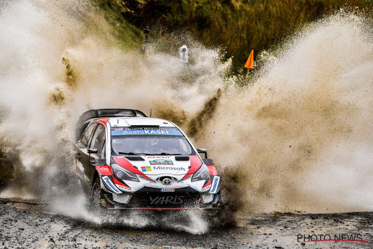🎥 La dernière séance d'essais du Rallye d'Argentine vient de livrer ses résultats