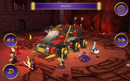 LEGO® Ninjago™ Tournament screenshot 1