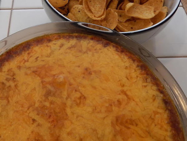 Cheesy Chili Dip Recipe