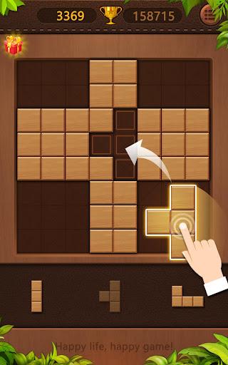 Block Puzzle 2020u00a0& Jigsaw puzzles apkpoly screenshots 9
