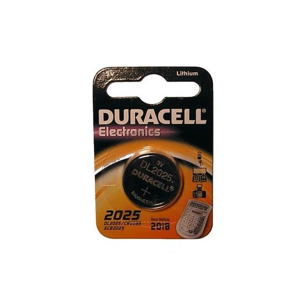 Duracell CR2025 Knappcell