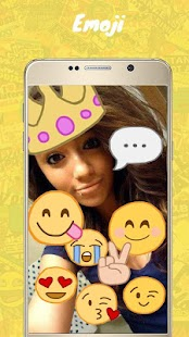 Funny Face For Social Apps- screenshot thumbnail