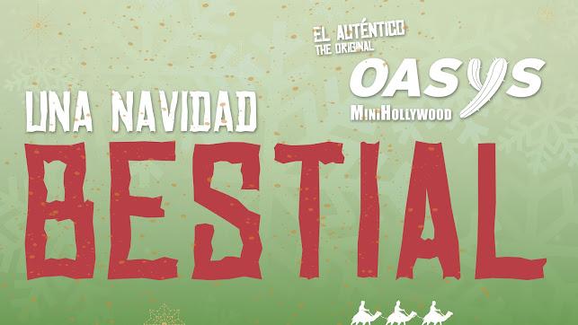 Oasys MiniHolliwood ofrece, durante todo el periodo navideño, un fantástico 2x1 en niños.