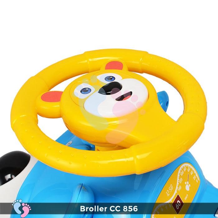 Xe chòi chân cho bé Broller CC-856 8