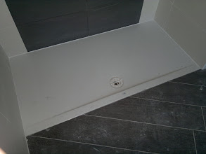 Photo: Piatto doccia bagno grande - Ideal Standard Ultra Flat da 160x80
