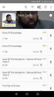 App Muslim Central - Islamic Audio Lectures - Official APK for Windows Phone